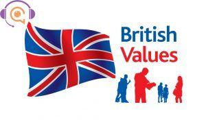آزمون جدید British values