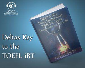 کتاب Deltas Key to the TOEFL iBT