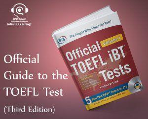 کتاب Official Guide to the TOEFL Test نسخه سوم
