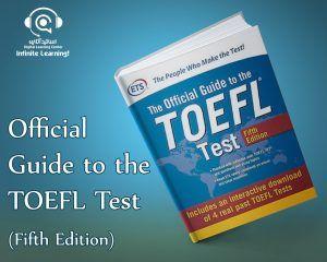کتاب Official Guide to the TOEFL Test نسخه پنجم