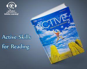 جلد دوم کتاب Active Skills for Reading