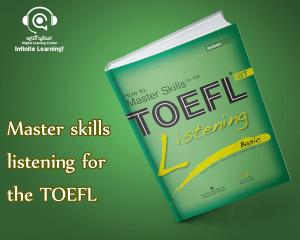 کتاب Master skills listening for the TOEFL iBT