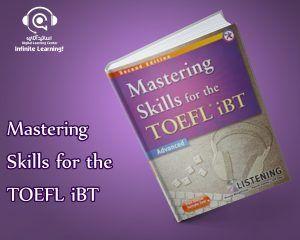 کتاب Mastering Skills for the TOEFL iBT