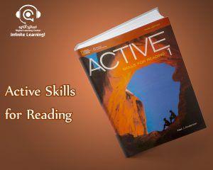 Active Skills for Reading جلد اول کتاب