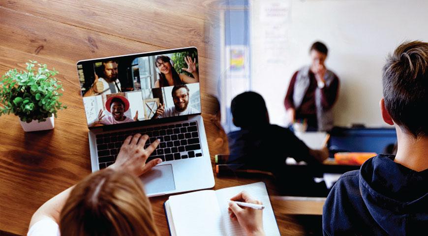 ویژگی های کلاس آنلاین