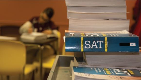 سیستم نمره دهی آزمون SAT ®