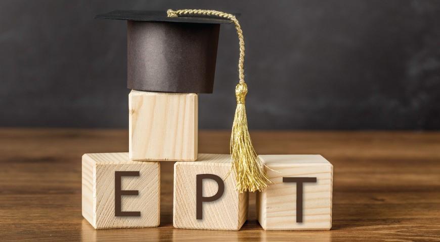 ساختار آزمون EPT