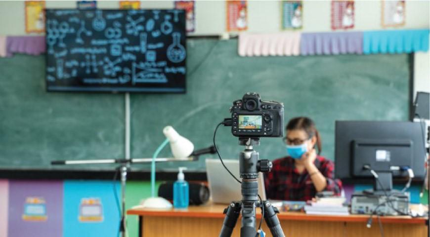 آموزش مجازی در ارگان های دولتی
