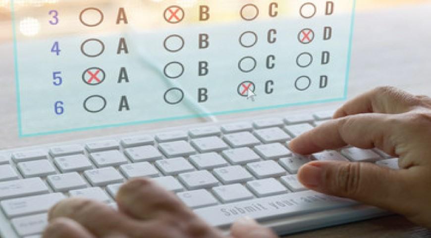 آزمون آنلاین موفق