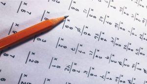 ترس از ریاضی