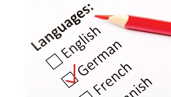 آزمون های زبان آلمانی