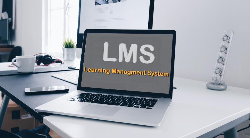 تاثیر سامانه LMS