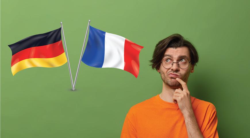 آلمانی یا فرانسوی