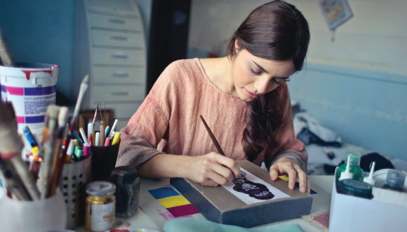 آموزش آنلاین نقاشی