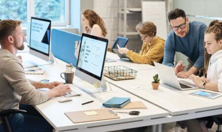 مزایای آموزش آنلاین کارمندان
