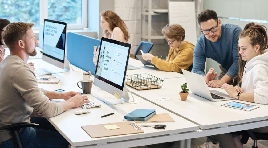 آموزش آنلاین کارمندان