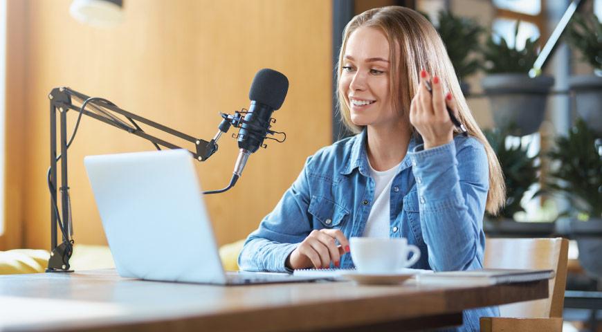 میکروفون برای تدریس آنلاین