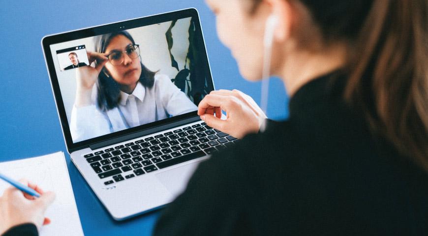 تعامل در کلاس آنلاین