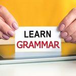 یادگیری گرامر GRE