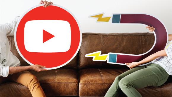 وبینار کسب درآمد از یوتیوب