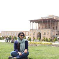 گلناز احمدی