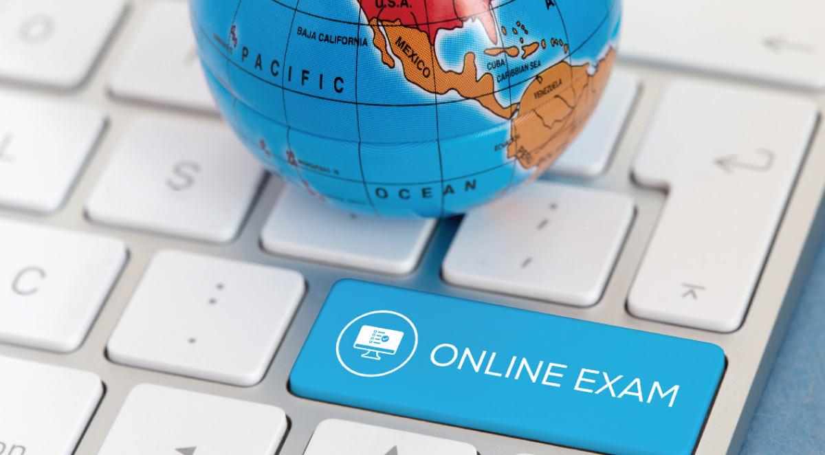 ساخت آزمون آنلاین