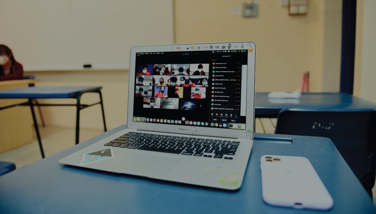 آموزش آنلاین در ایران