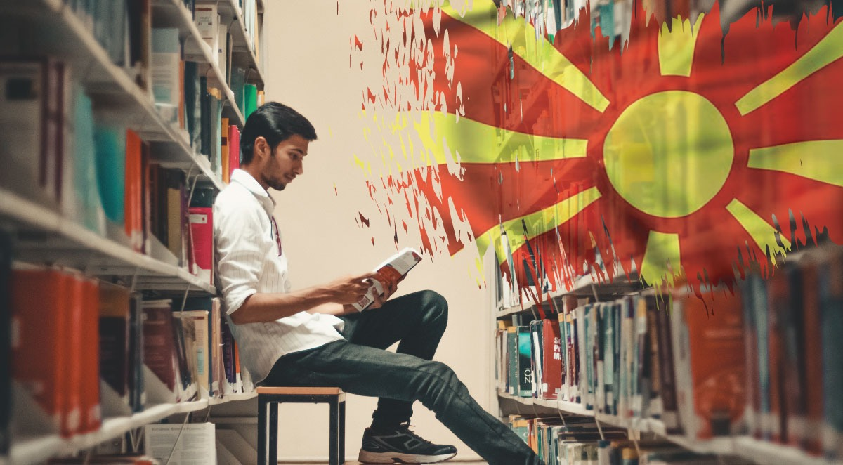 تحصیل در مقدونیه شمالی
